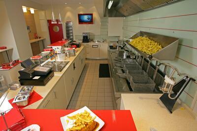 Curry 48 - Unser Ladenlokal